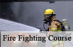 Fire Fighting Training Course
