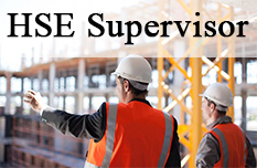 HSE Supervisor Training Course