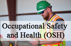 Occupational Safety and Health (OSH) Training Course